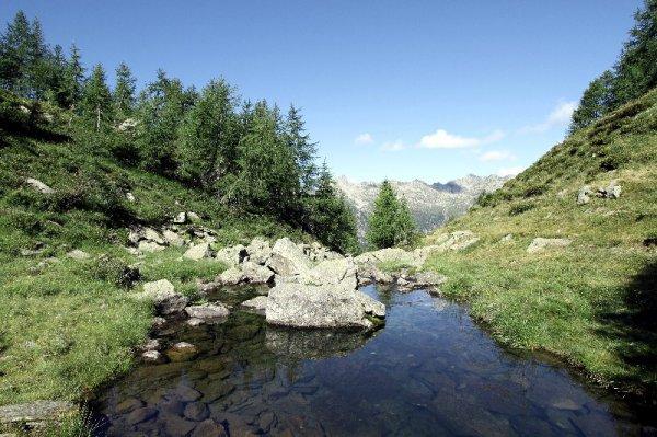700 km di sentieri escursionistici